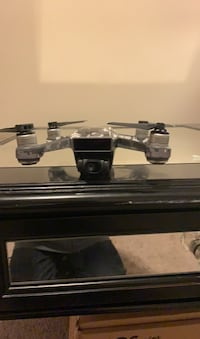 DJI spark full combo with rap and extra battery