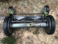 Push Reel Mower by Earthwise 16 in Fort Washington, 20744