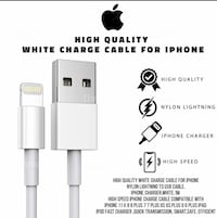 cable usb for iPhone charger Vancouver, V5P 2S7