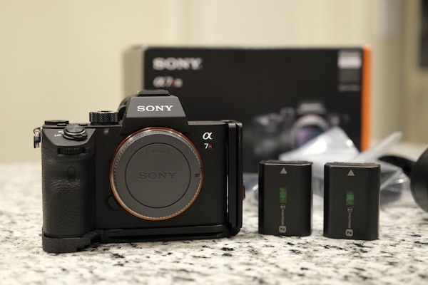 Sony A7R III Like New