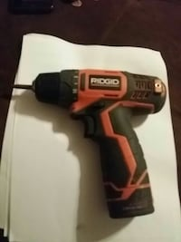 red-and-black Ridgid impact wrench Porterville, 93257