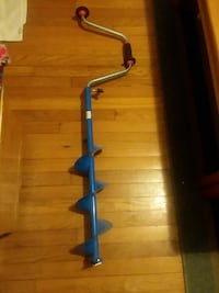 Ice auger 6in. Shellsburg, 52332