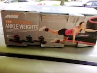 2lbs leg weights San Jose, 95119