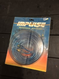 Impulse audio cable Lowell, 01850