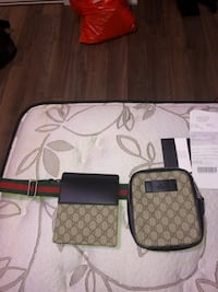 Gucci GG Supreme Belt bag Men's Brampton, L6Y 0P8