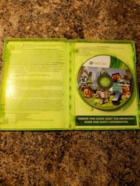 Xbox 360 Minecraft Video Game