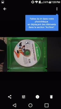 Xbox One Madden NFL 17 game disc Laval, H7P 3N6