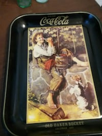Coca cola Norman rockwell tin West Valley City, 84120
