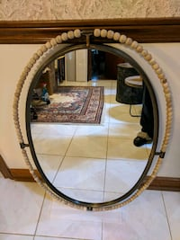 Mirror, oval Whitchurch-Stouffville