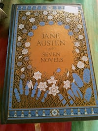 Unique Hard Cover of Jane Austen's 7 Novels Coos Bay, 97420