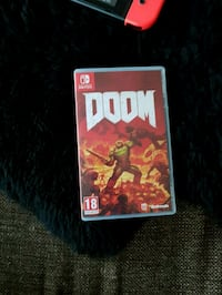 DOOM - Nintendo switch Oslo, 0176