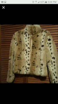 Faux fur Baby Phat coat  Lake George, 12845
