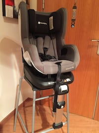 Sillita Casualplay bicare fix con isofix