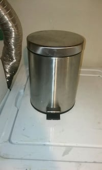 IKEA Stainless Steel Trash Can Washington, 20015