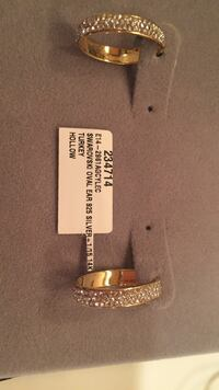 Swarovski earrings new never worn Falls Church, 22043