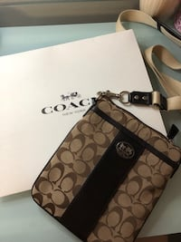Coach crossbody London