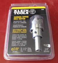 Klein Tools 31875 Hole Cutter