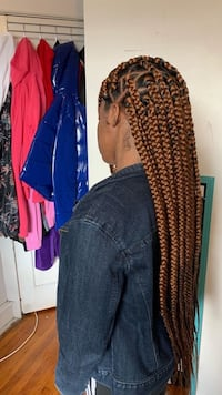 Hair styling Pine Hill