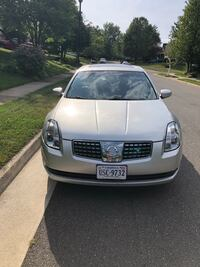 Nissan - Maxima - 2004 Sterling