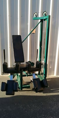 Body Masters abductor adductor