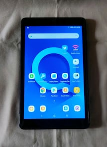 """T-MOBILE ALCATEL A30, 8"""", 16GB, NETWORK & WIFI TABLET W/COVER+"""