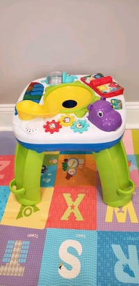 Activity Table for baby/toddler
