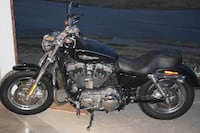black and gray cruiser motorcycle Saint Augustine