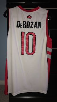 Derozan jerzy Authentic