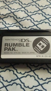 DS rumble pack  Greenville, 24440
