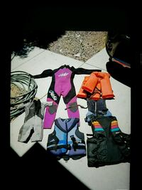 toddler's assorted clothes Victorville, 92392