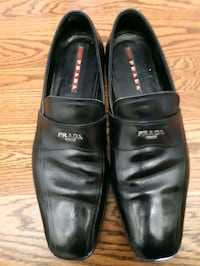 size 11 mens authentic prada shoes Boisbriand