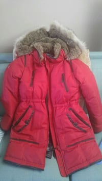 Woman's Point Zero Duvet Down Winter Jacket Toronto, M6A 1P1