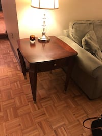 Coffee table with matching end table North Chelmsford, 01863