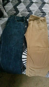 Chaps and Levi brand mens pants Joint Base Lewis-McChord, 98433