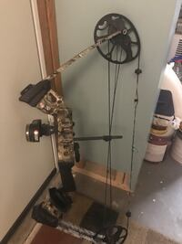 Mission by Mathews hunting  bow
