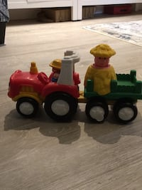 Little people tractor Toronto, M9A 4L9