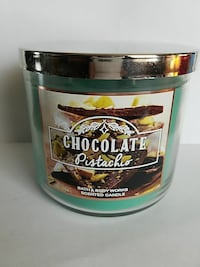 Bath And Body Works Chocolate Pistachio Candle