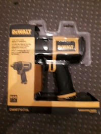 black and yellow DeWalt power tool Victoria, V8Y 3E5