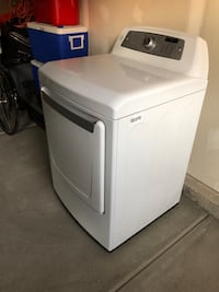 white front-load clothes washer Lehi, 84043