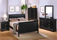 Brand new Queen Sleigh Bed Toronto
