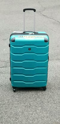 teal and white plastic case Hillside, 07205