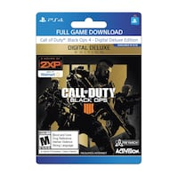 Black Ops 4 Deluxe Edition Los Angeles, 90038