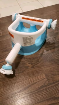 Baby bath for baby that can sit