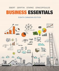 Business Essentials (Loose Leaf), 8th Canadian Edition with MyBizLab Surrey