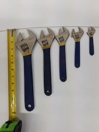 Crescent Wrench Set St. Catharines, L2S 4C4