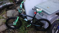 black and green BMX bike New Windsor, 12553