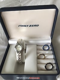 POINT ZERO LADIES WATCH. JUST REDUCED FROM $75. Brand new   Toronto, M3M 1E3