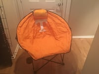 Brand New UT Vols Tailgate/Camp/Lawn Chair w/pillow Knoxville, 37919