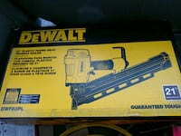 Dewalt framing nailer,21° brandnew Fairfax, 22033