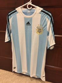 Authentic Argentina Soccer Jersey
